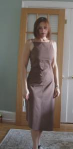 Nau roundhouse dress, 2009.