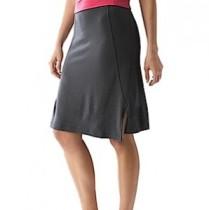 Smartwool Sanitas skirt in grey.