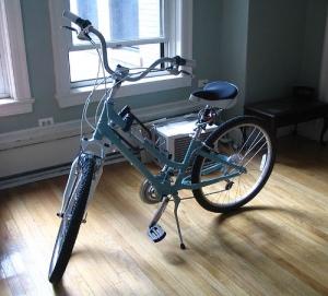 My other bike.