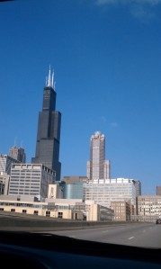 Sears Tower & 311 S Wacker.