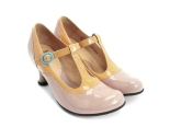 Fluevog Bellevue Laura Evans shoes