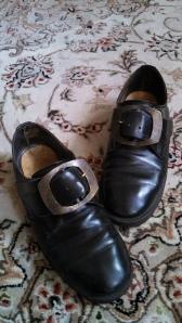 Fluevog upper, Doc Marten sole, bought in 1991 or 1992