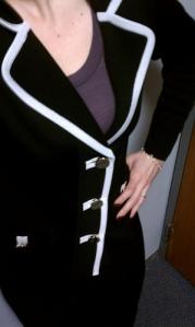 Misook suit.