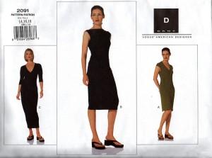 Vogue American Designer 2091 Donna Karan New York