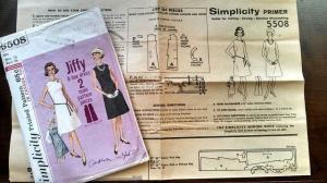 Simplicity Jiffy 5508