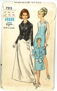 Vintage Vogue 7123